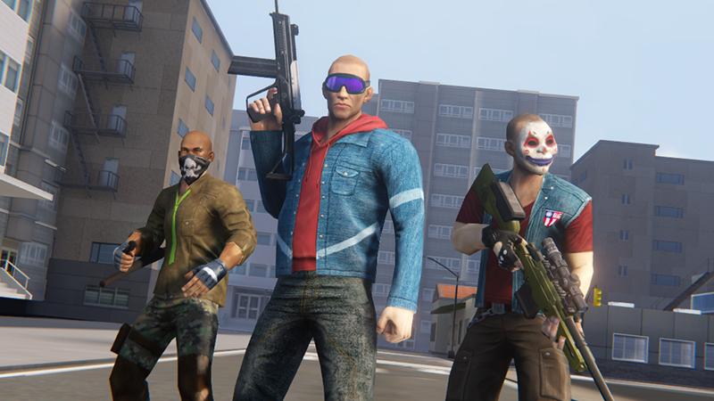 Grand Crime Gangster screenshot 1