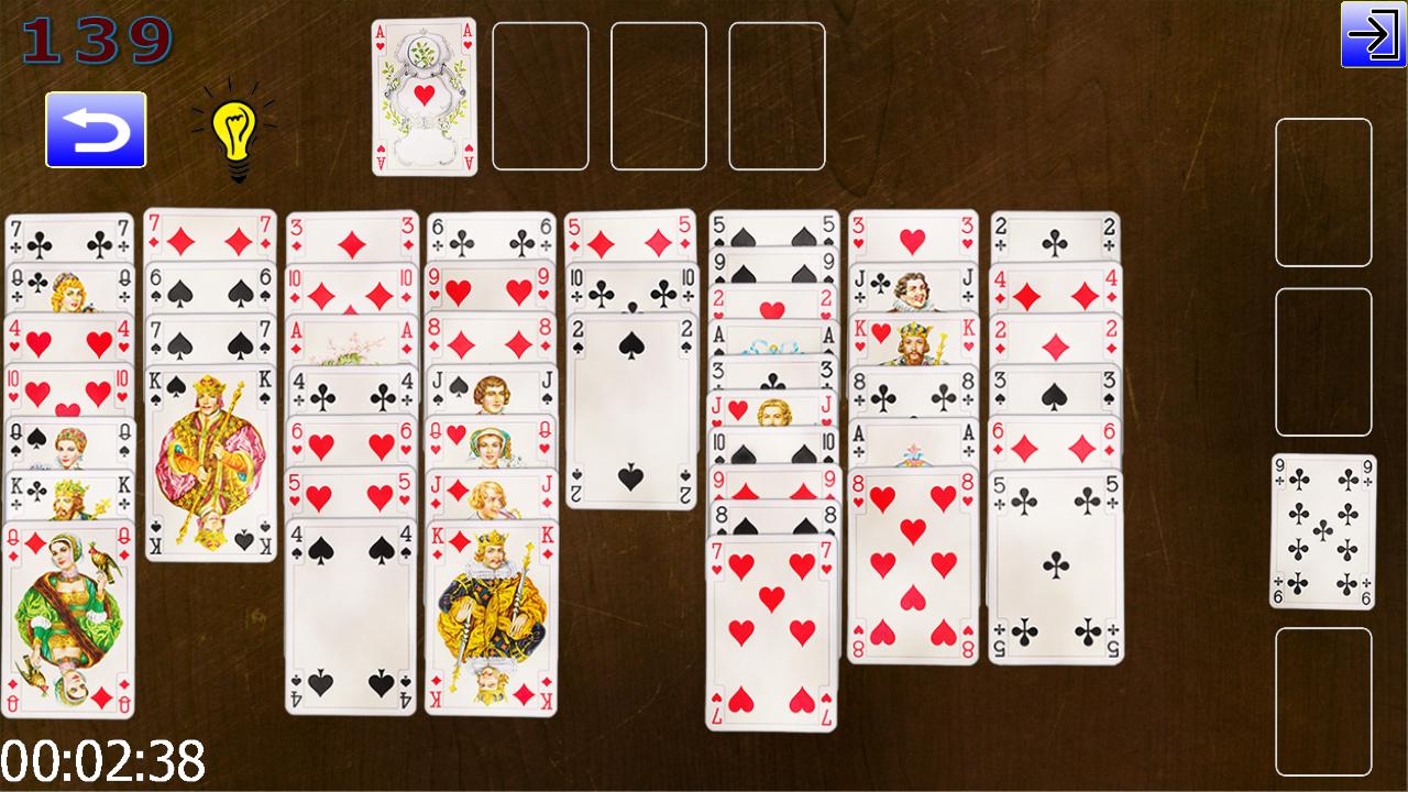 CardGames +online screenshot 1