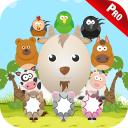 Balloon Animal Sounds Kids Pro
