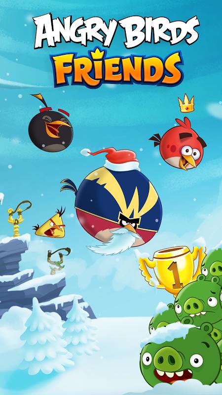 Angry Birds Tournament! screenshot 2