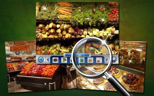 Hidden Objects : Market Mania screenshot 3
