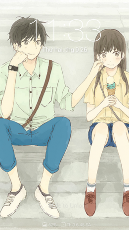 Anime Couple Cute Wallpapers 1 0 4 Download Apk For Android Aptoide