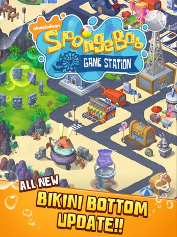 Bob Esponja Game Station 4 9 0 Descargar Apk Para Android Aptoide