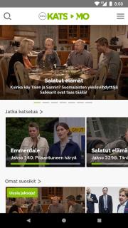 MTV Katsomo screenshot 1