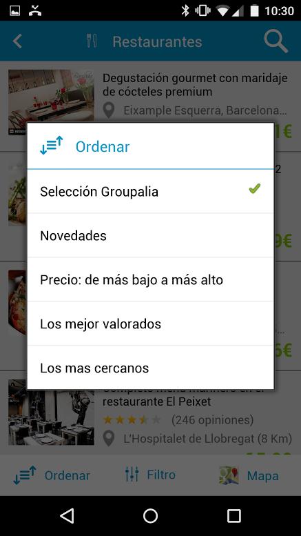 app groupalia