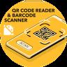 QR Barcode Reader Scanner Icon