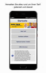ALDI TALK screenshot 1