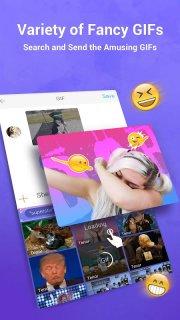 Simeji keyboard�Emoji & GIFs screenshot 2