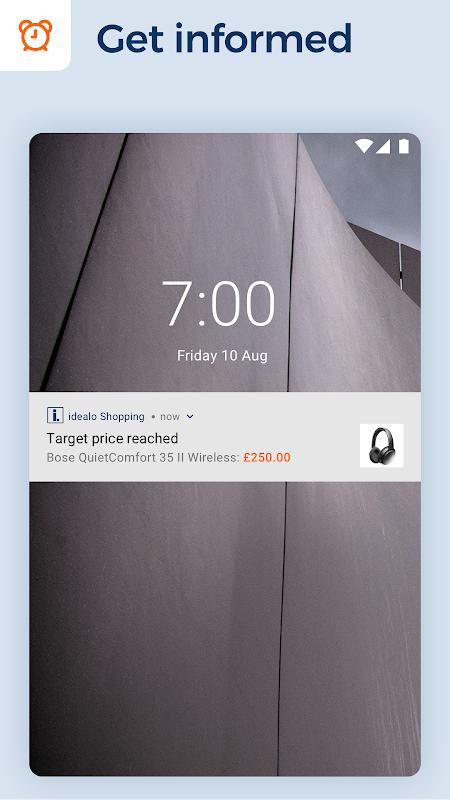 idealo - Price Comparison & Mobile Shopping App screenshot 1
