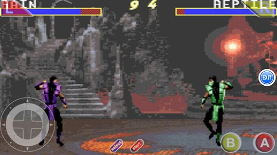 Mortal Kombat Advance screenshot 1