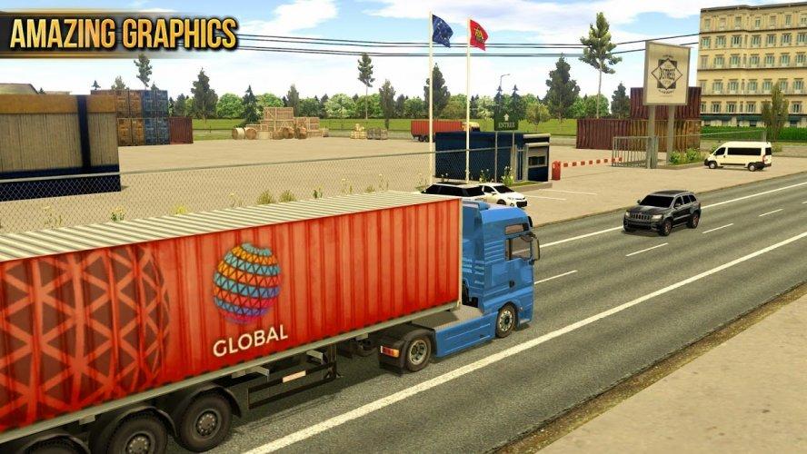 Camion Simulador 2018 : Europe screenshot 7