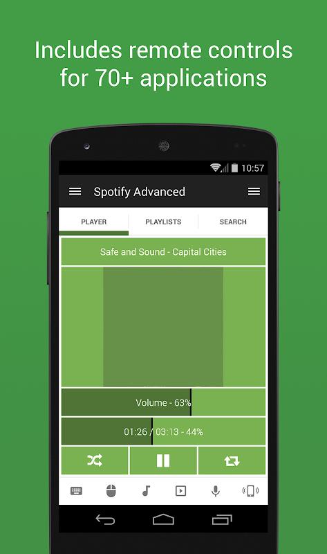 Unified Remote screenshot 2
