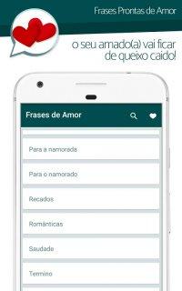 Frases Prontas De Amor 30 Descargar Apk Para Android Aptoide