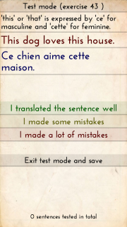 Learn French from scratch screenshot 5