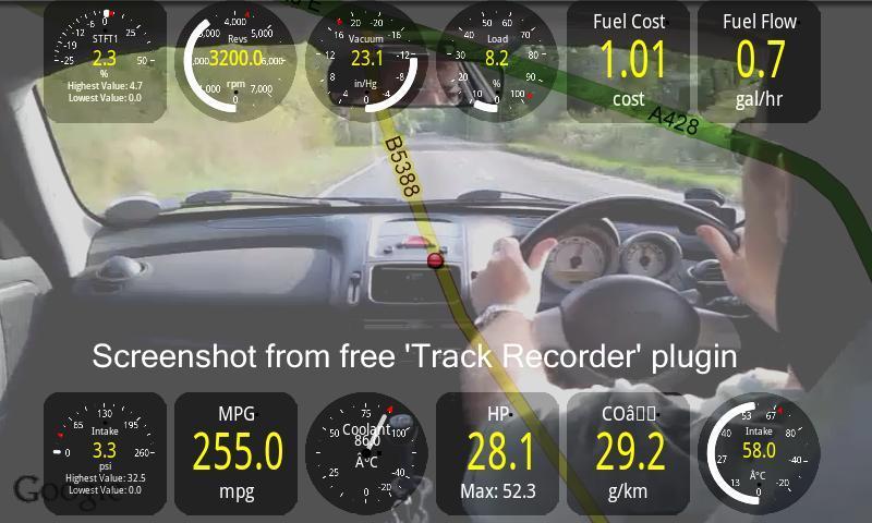 Torque Pro (OBD2 / Carro) screenshot 6