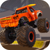 Monster Truck 2020 Steel Titans Driving Simulator Icon