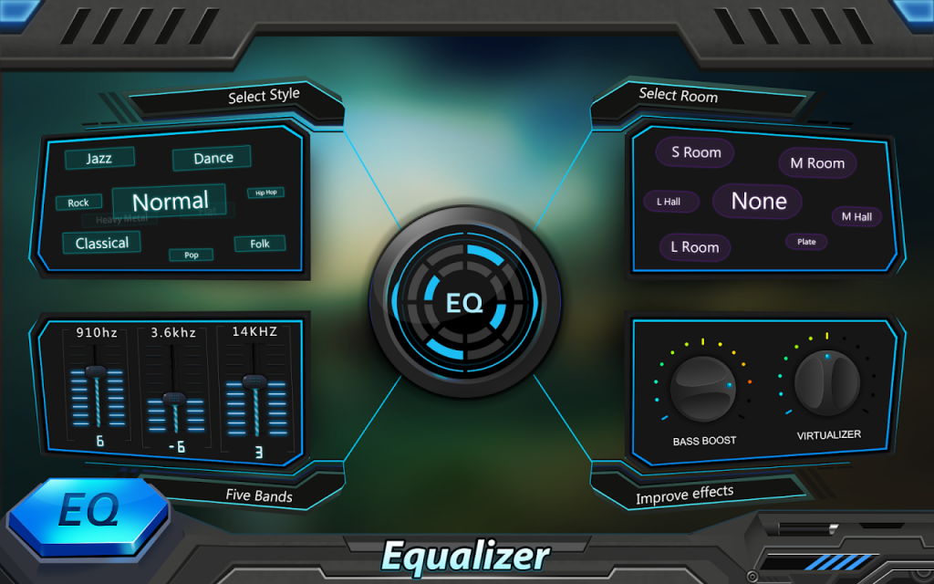 Equalizer Amp Bass Booster Download Apk For Android Aptoide