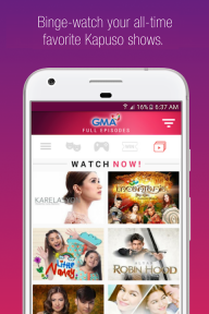 GMA Network screenshot 2