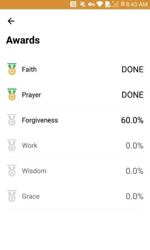 30 Day Bible Study Challenge - Offline Bible Study screenshot 4
