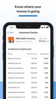 smallcases on Zerodha - Invest in portfolios screenshot 5