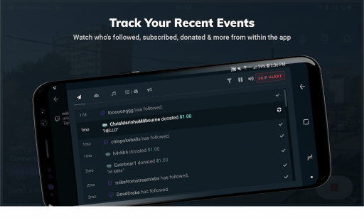 Streamlabs - Stream Live to Twitch and Youtube screenshot 6