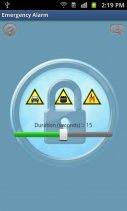 Emergency Rescue Alarm Screenshot