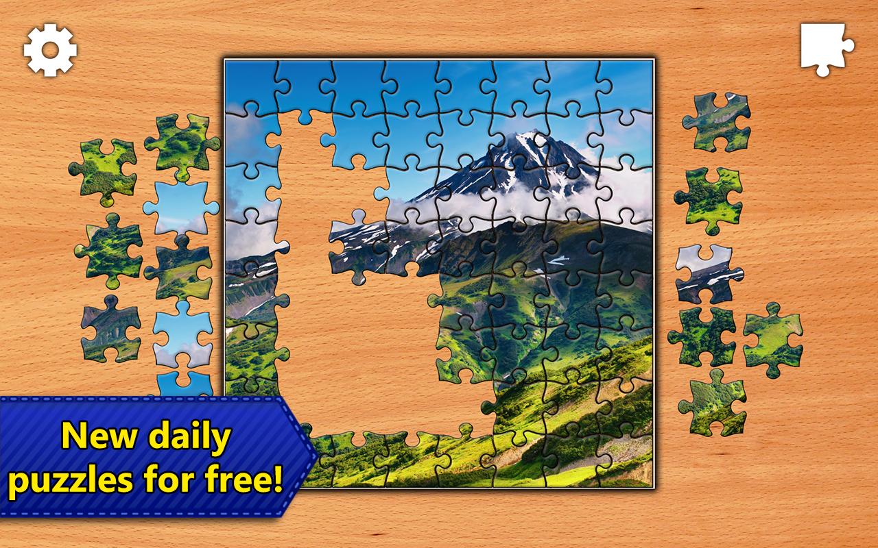 Jigsaw Puzzles Epic screenshot 2