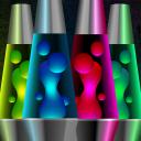 Lava Lampen relax magic fluids lights