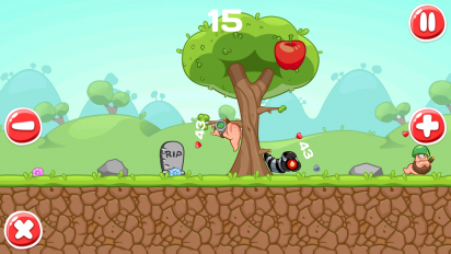 Worms Battle (обновлено v 1.6.0) 2