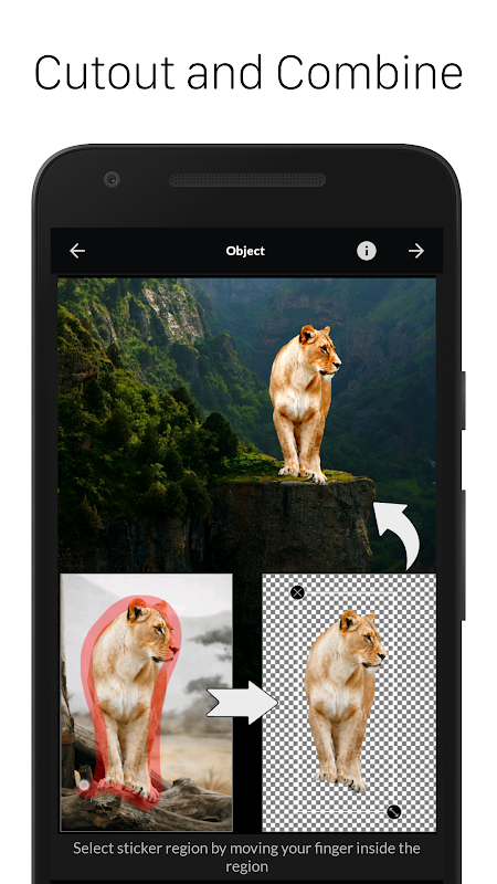 LightX Photo Editor & Photo Effects screenshot 2
