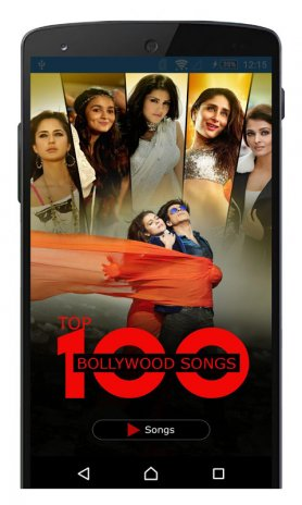 top 100 bollywood songs download