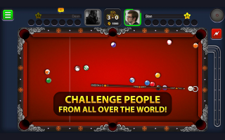 8 Ball Pool Screen