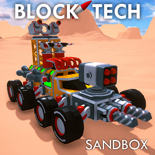 Block Tech : Epic Sandbox Craft Simulator Online