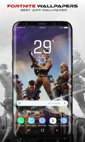 Wallpapers For Fortnite On The App Store