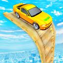 Crazy Ramp Car Stunt Racing 2021–Car Driving Games