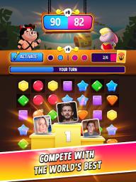 Match Masters - PVP Match 3 Puzzle Game screenshot 7
