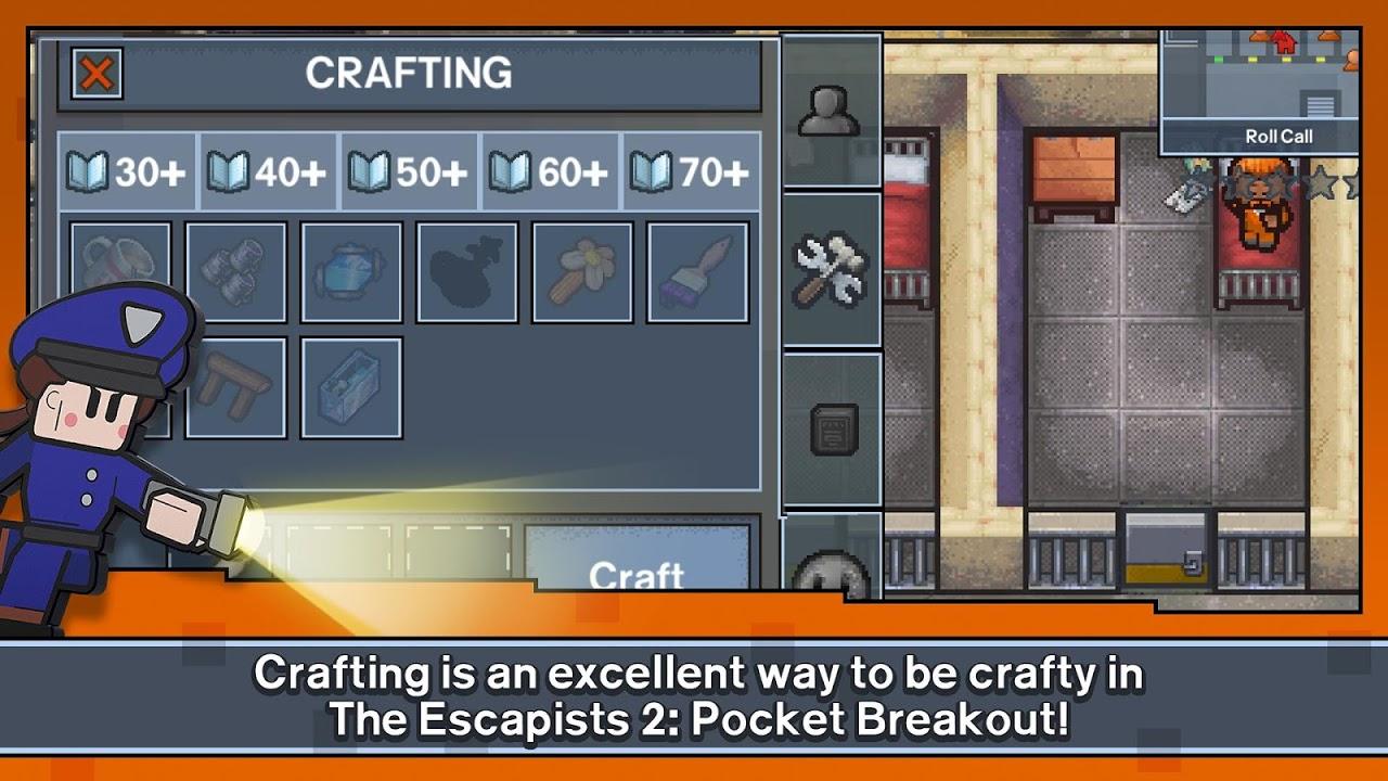 The Escapists 2: Pocket Breakout screenshot 6