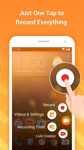 DU Recorder � Screen Recorder & Video Editor screenshot 15