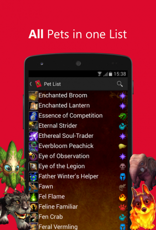Wow Pet Dex 163 Download Apk For Android Aptoide