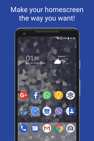 Pireo - Pixel/Oreo Icon Pack 1 3 1 Download APK for Android
