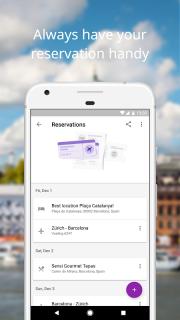 Google Trips - Travel Planner screenshot 3