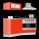 3D Cozinha Design para IKEA: Room Interior Planner