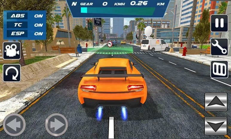 Real City Car Driving Simulator 1 0 3 Download Apk For Android Aptoide