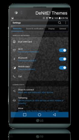 Crystallize Blue for LG V20 G5 1 0 0 Download APK for Android - Aptoide