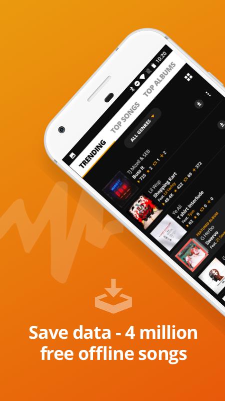 Free music on phone offline download listening apk