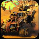 Road of Fury : Road of Rampage : Car Shooting Game