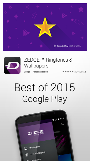 zedge ringtones wallpapers download apk for android