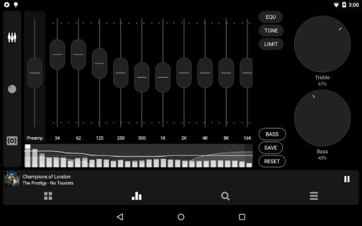 Poweramp screenshot 14