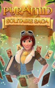 Pyramid Solitaire Saga screenshot 18