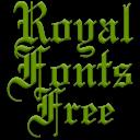 Royal Font for FlipFont free